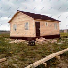 """Дом """"Хомяков"""" в Мос.обл."""